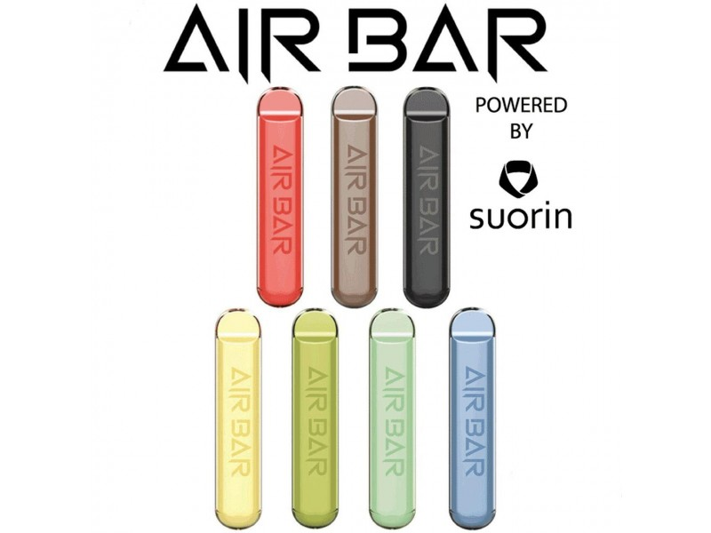 Air Bar Disposable by Suorin (Box of 10)