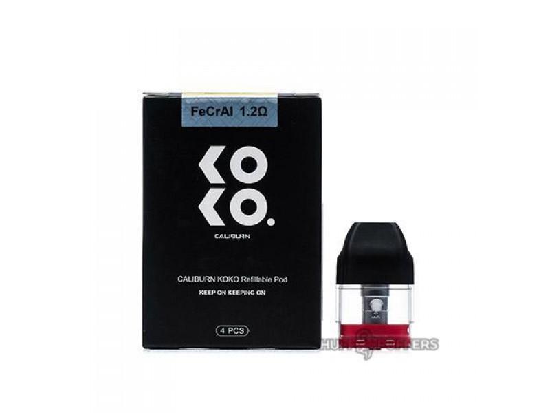 Koko Replacement Pod (4-Pcs Per Pack)