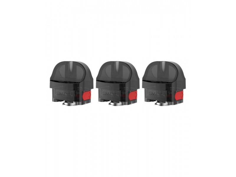 Nord 4 Replacement Pod by Smok (3-Pcs Per Pack)