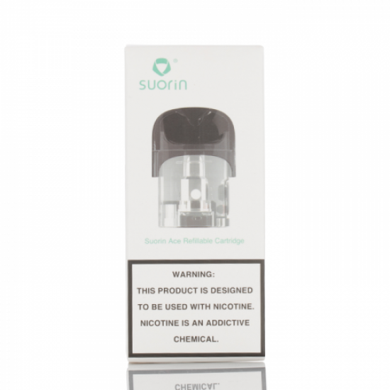 Ace Replacement Pod by Suorin (3-Pcs Per Pack)