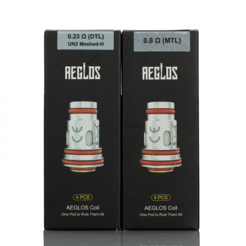Aeglos Replacement Coils by Uwell