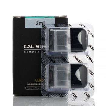 Caliburn G  Replacement Empty Pod by Uwell (2-Pcs Per Pack)