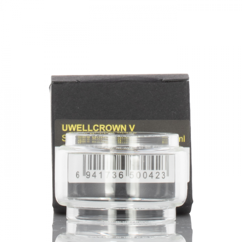 Crown 5 Tank Replacement Glass by Uwell