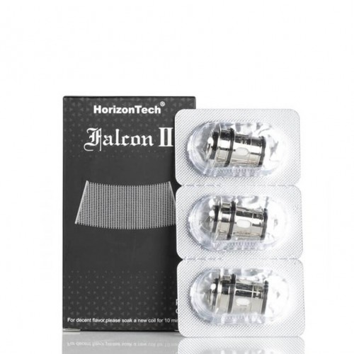Falcon 2 Replacement Coil by Horizon (3-Pcs Per Pack)