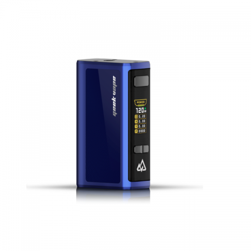 Obelisk 120 FC Mod  (without Fast Charger) by Geekvape