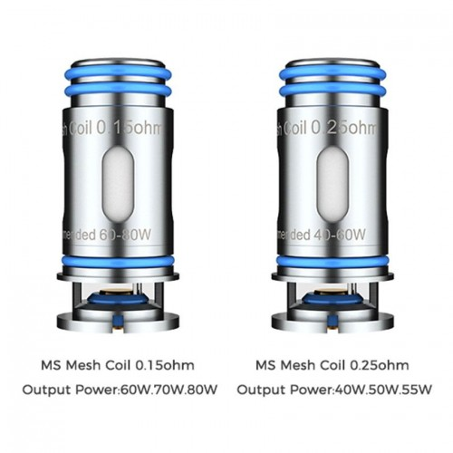 Marvos T 80 W Replacement Coils by Freemax