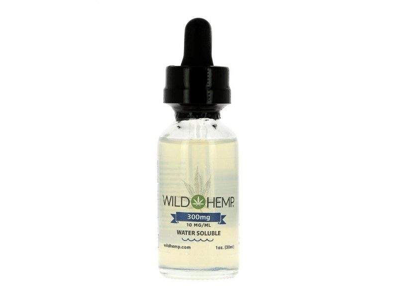 Water Soluble CBD by Wild Hemp