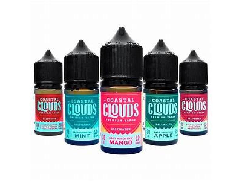 Coastal Clouds Salt E-Liquid