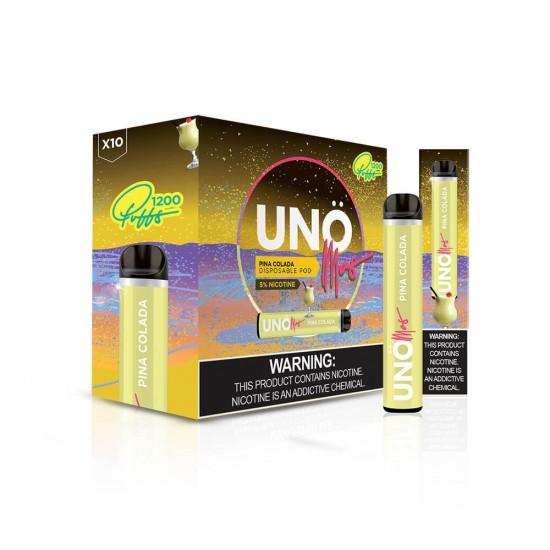 UNO Mas Disposables (Box of 10)