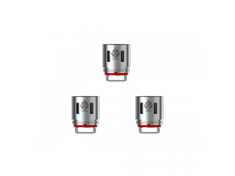 TFV12 - T12 Replacement Coils by Smok (3-Pcs Per Pack)