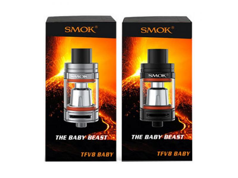 TFV8 Baby Beast Sub Ohm Tank by Smok