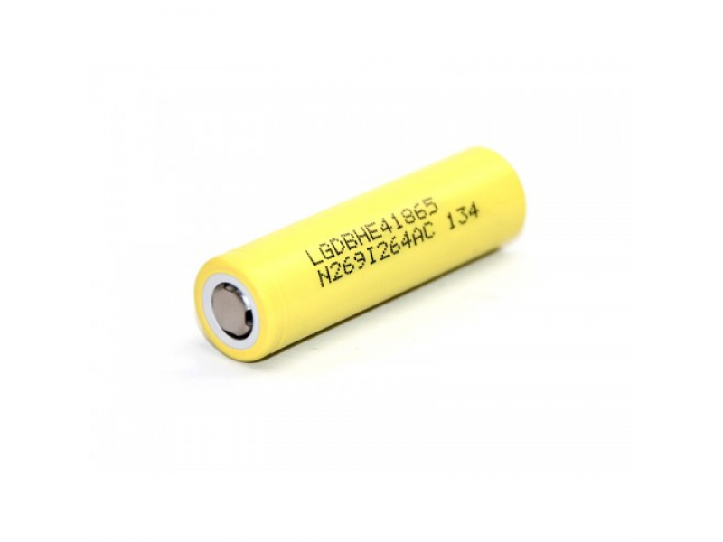 HE4 Wholesale 18650 2500mAh Battery by LG