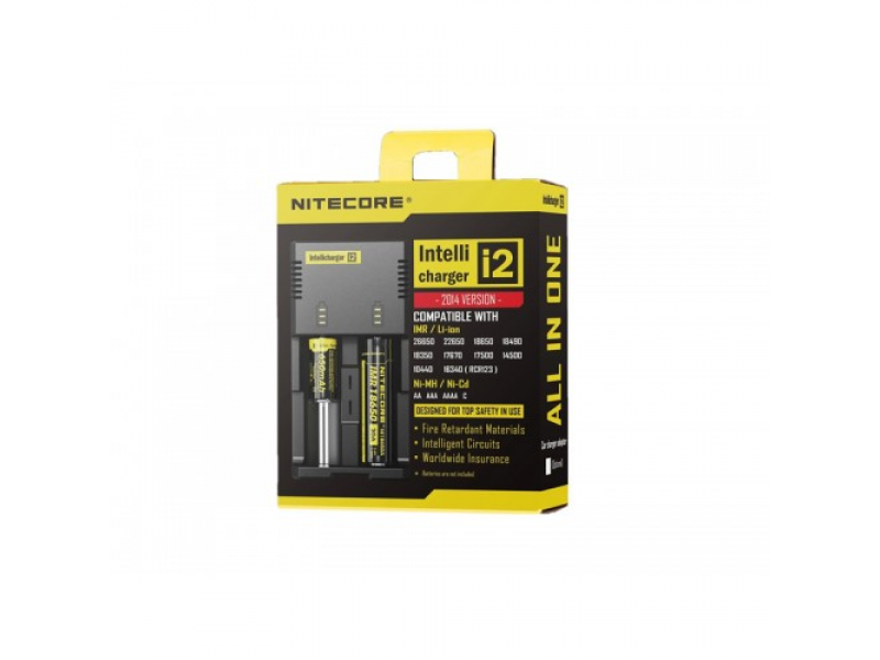 i2 Charger by Nitecore