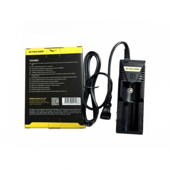 i1 Battery Charger by Nitecore
