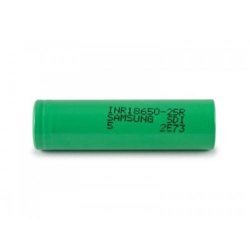 INR18650-25R 2500mAh Battery by Samsung