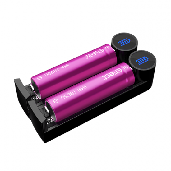 Slim K2 Battery Charger by Efest