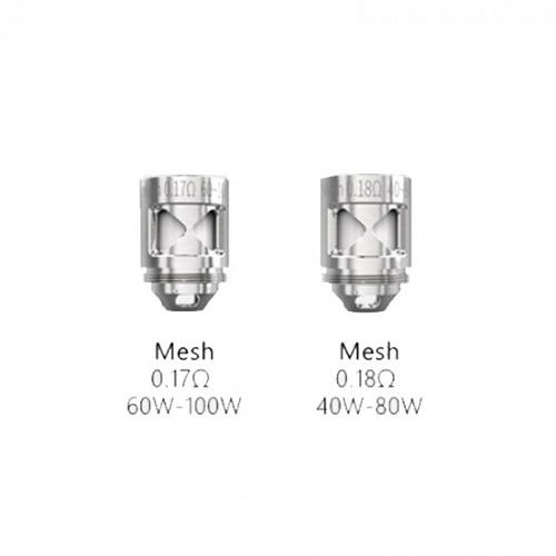 Naboo Mesh Replacement Coils by Smoant (3-Pcs Per Pack)