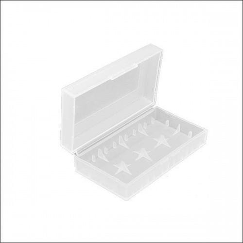 2 Slot Battery Case 21700