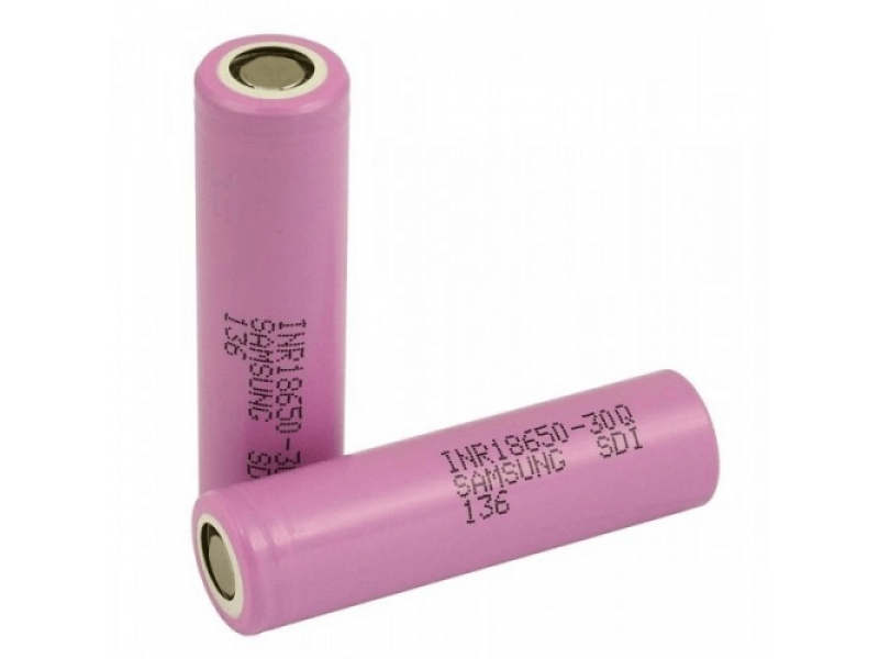 30Q 18650 Battery by Samsung