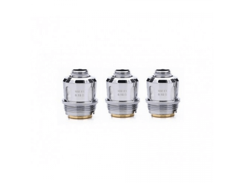 Alpha Meshmellow Replacement Coils by Geekvape (3-Pcs Per Pack)