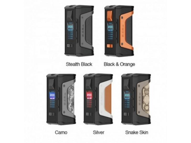 Aegis Legend 200W TC Box Mod by GeekVape