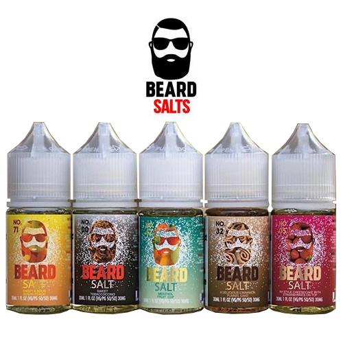 Beard Salt E-Liquid