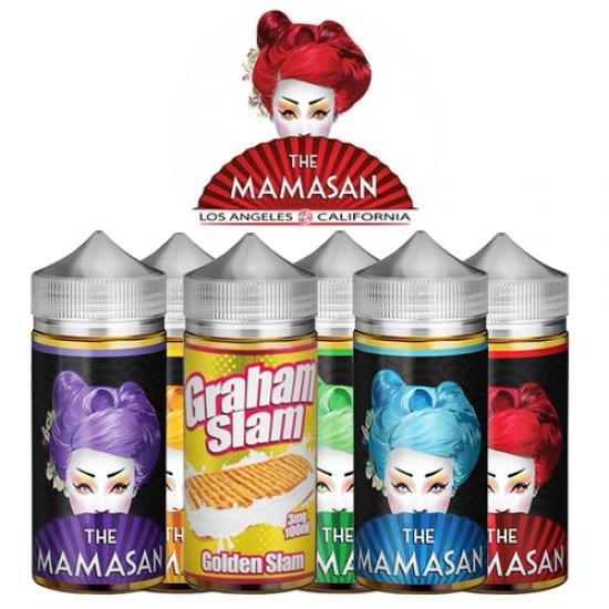 The Mamasan E LIQUIDS