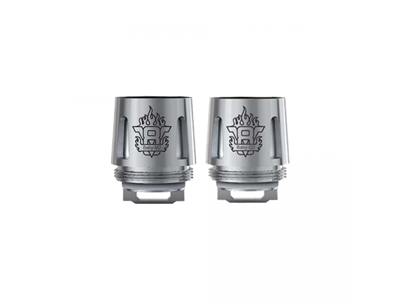 TFV8 X-Baby Replacement Coils by Smok (3-Pcs Per Pack)
