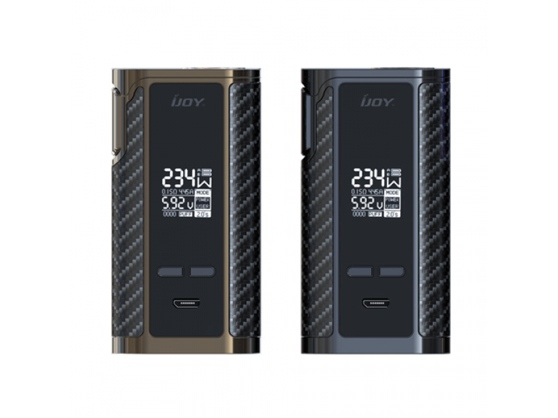 Captain PD270 Mod with Battery by iJoy