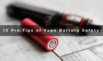 What is the best battery charger for Vaping?