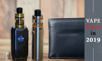 How much does Vape cost in 2019